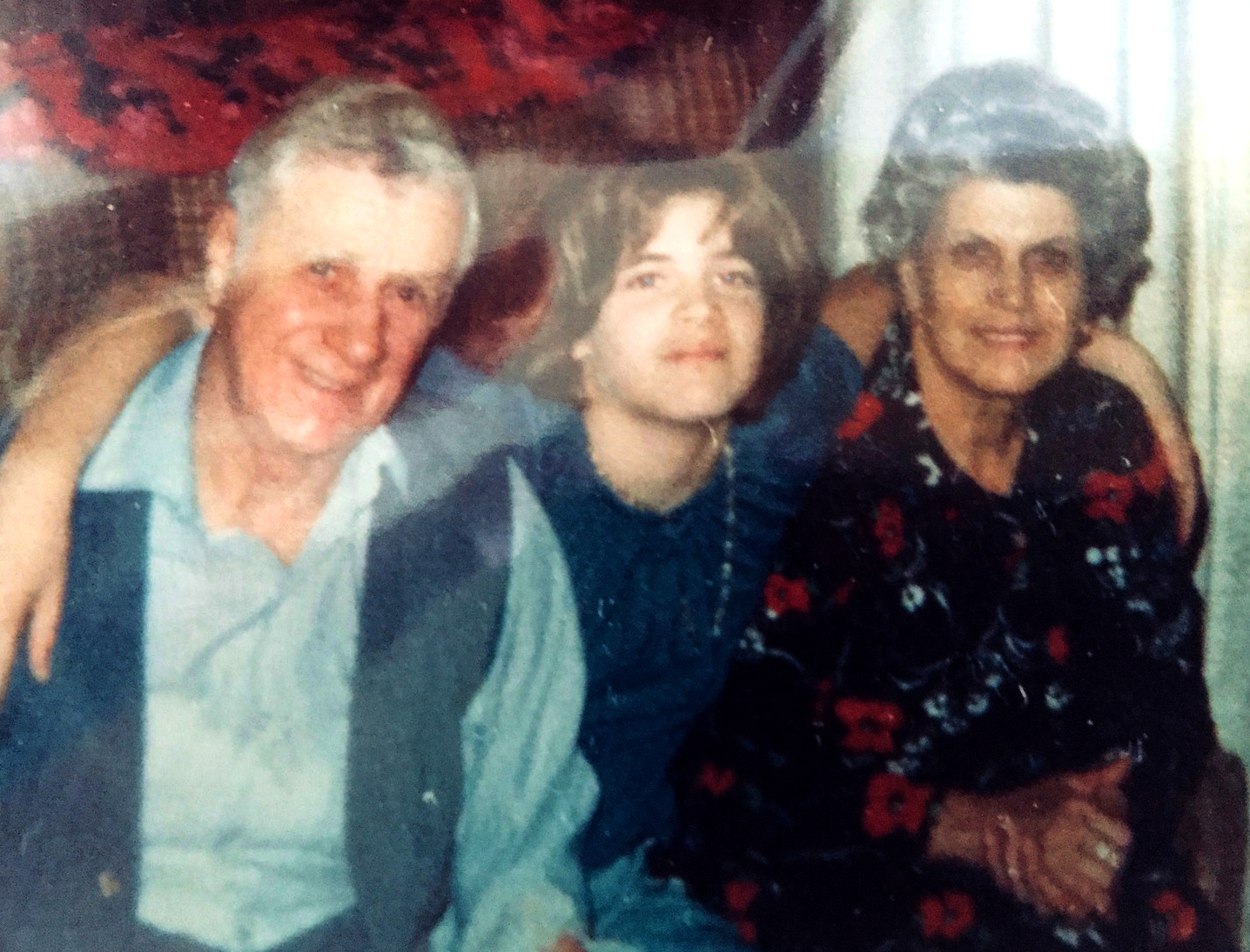 Kristin and Grandparents