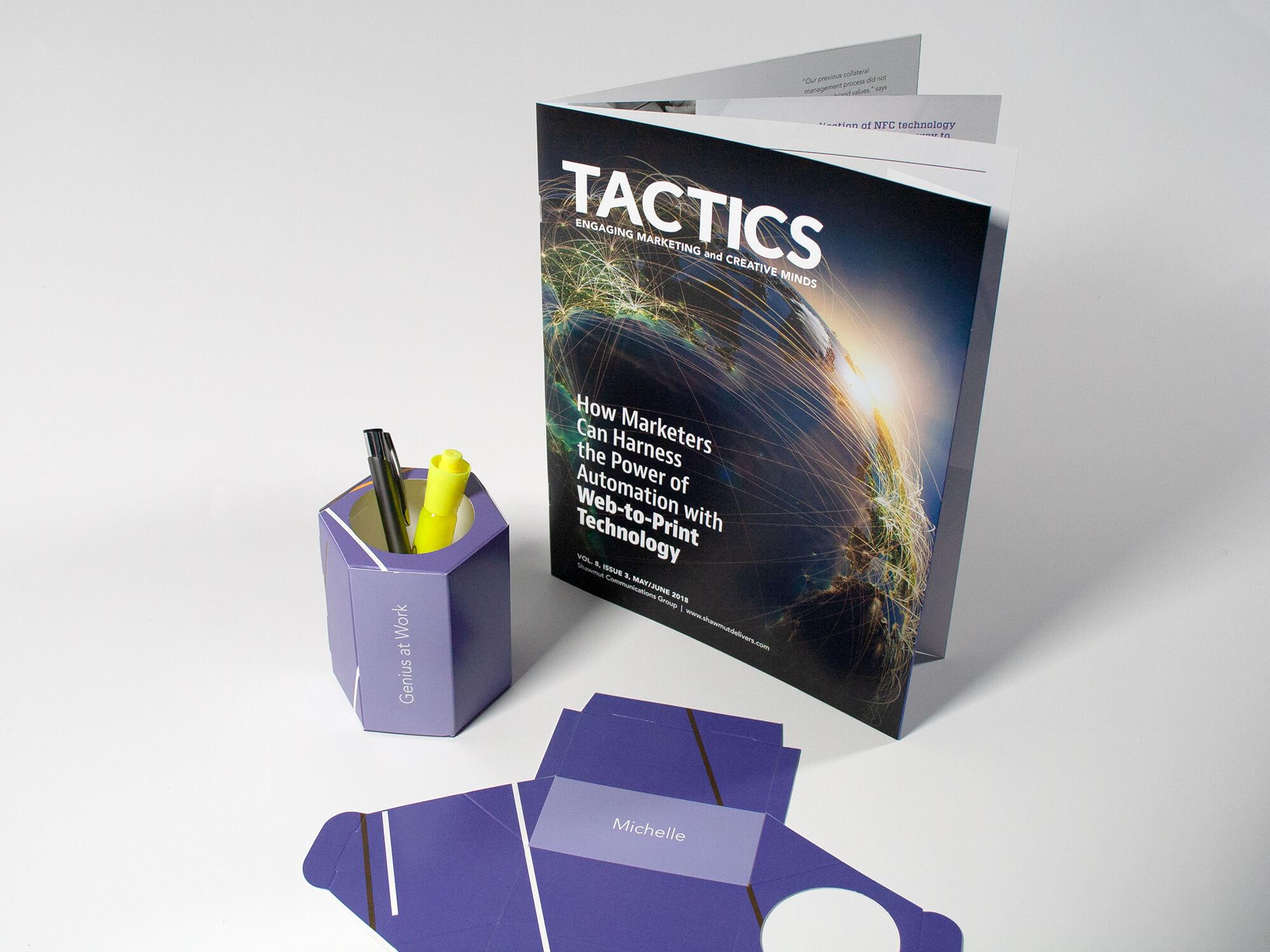Shawmut Tactics Magazine