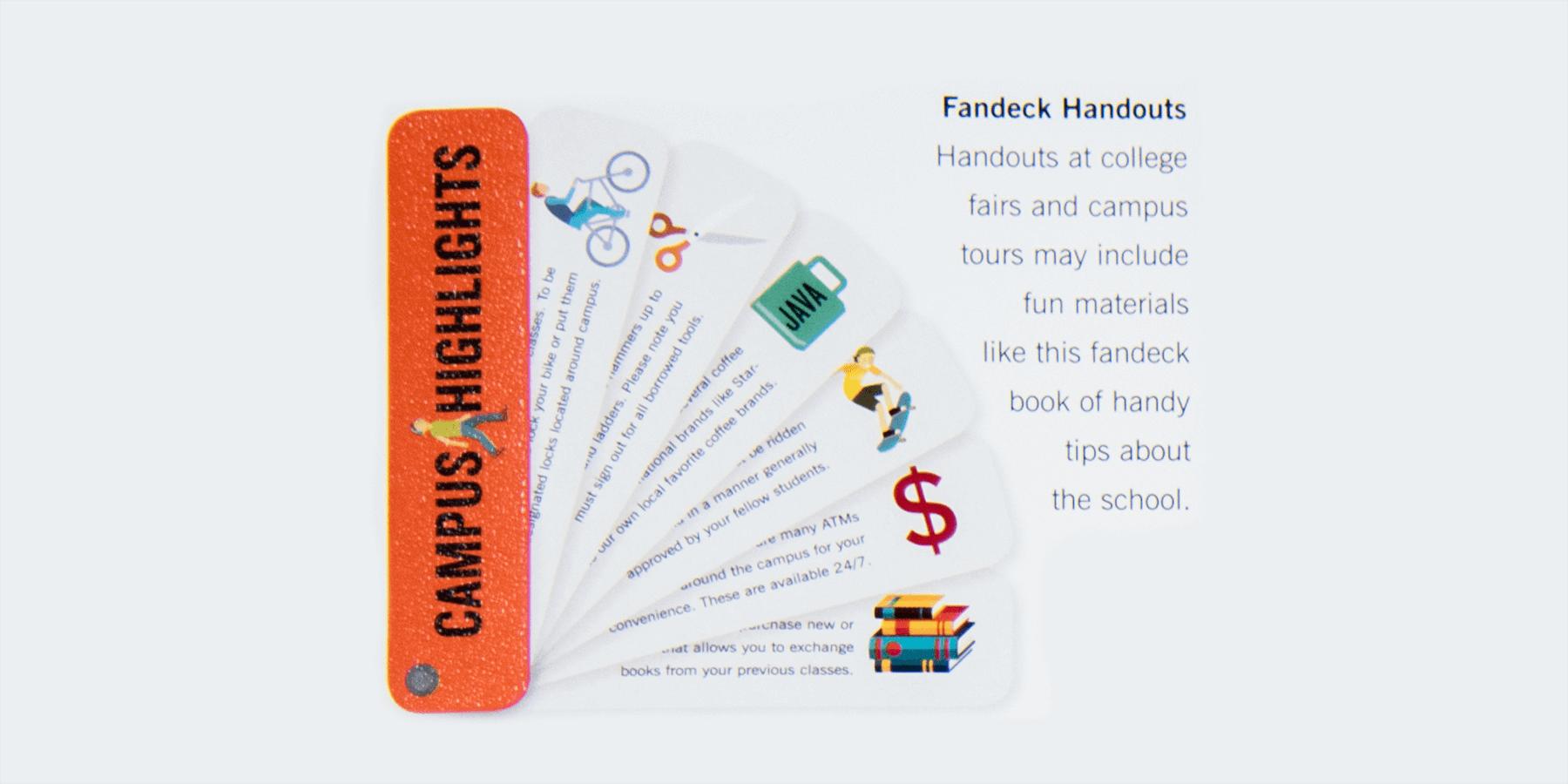 Fandeck Handouts