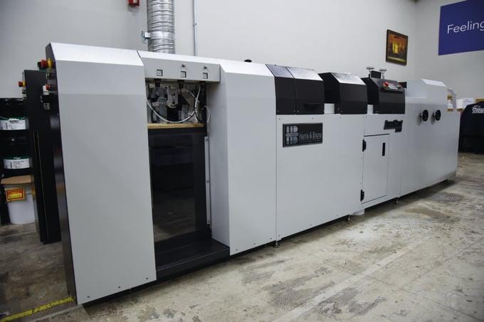 print coating machine