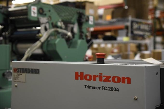 Horizon Trimmer Folder