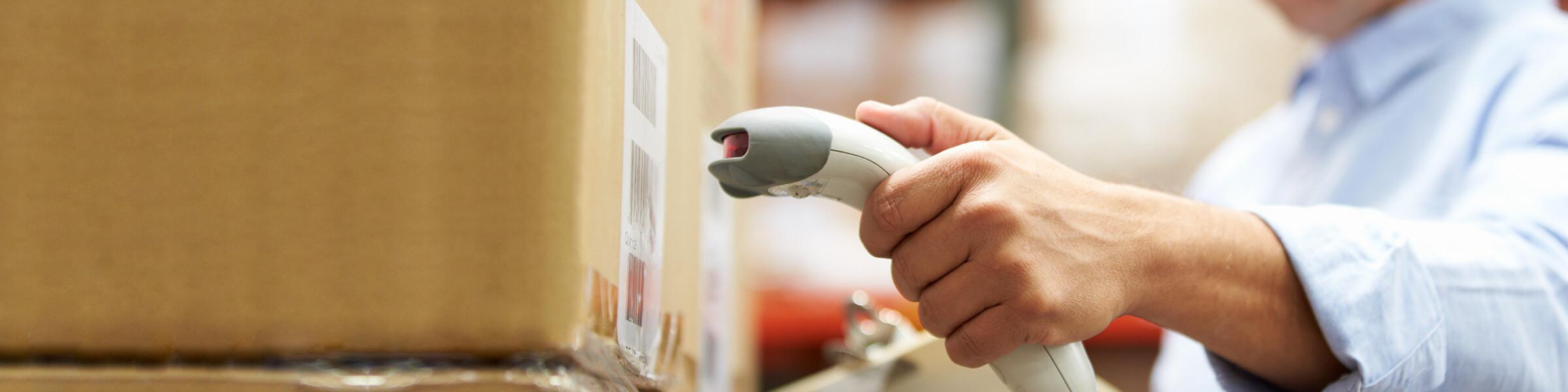 fulfillment barcode scan