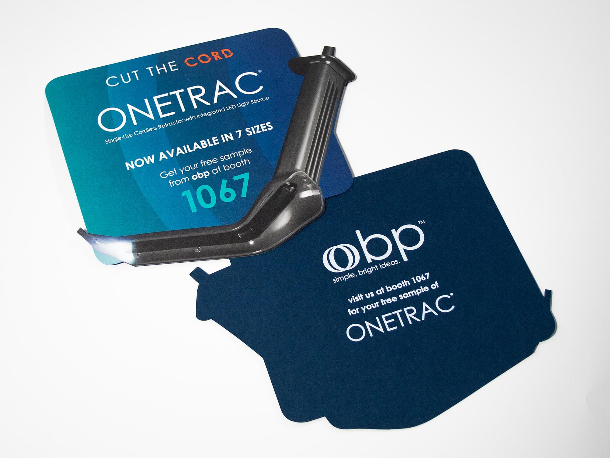 obp ONETRAC Insert